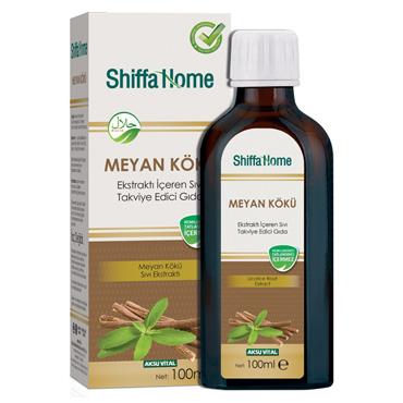 Shiffa Home Meyankökü Sıvı Ekstraktı 100 ml