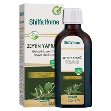 Shiffa Home Zeytin Yaprağı Ekstrakt 100 ml