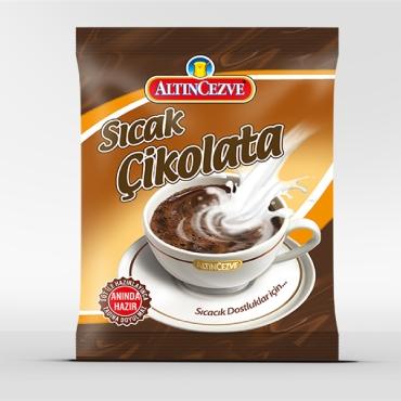 Sıcak Çikolata (Kutu)