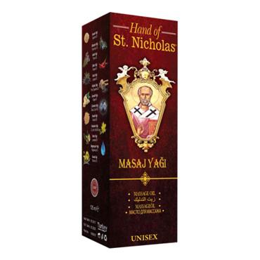 St. Nicholas Masaj Yağı 125 ml