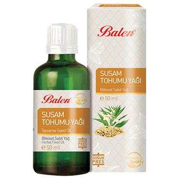 Susam Tohumu Yağı 50 ml