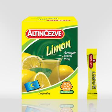 Tek İçimlik Limon (60 Adet)