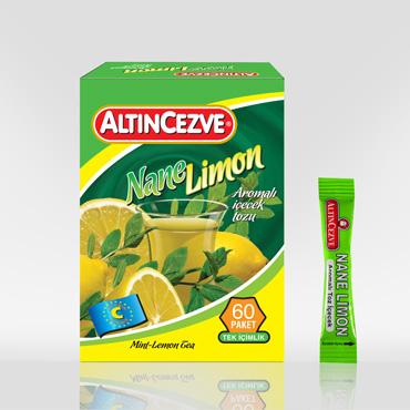 Tek İçimlik Nane Limon (60 Adet)
