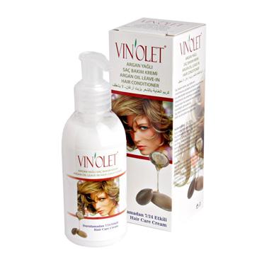 Vinolet Argan Yağlı Saç Bakım Kremi 150 ml