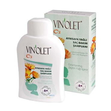 Vinolet Aynısafa Yağlı Saç Bakım Şampuanı 350 ml