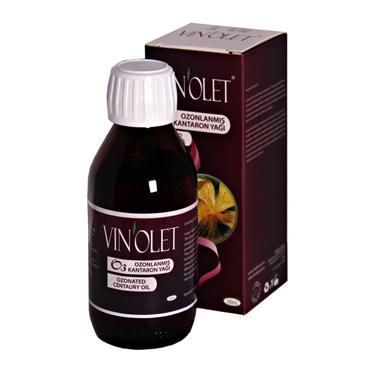 Vinolet Ozonlanmış Kantaron Yağı 100 ml