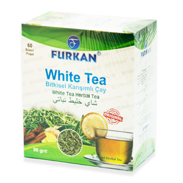 White Tea (60 Adet)