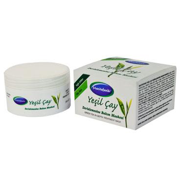 Yeşil Çay Derinlemesine Bakım Maskesi (100 ml)