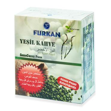Yeşil Kahve Bitki Çayı (60 Adet)