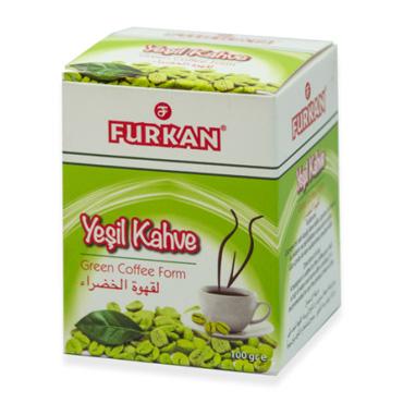 Yeşil Kahve Toz 100 Gr