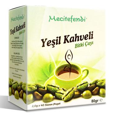 Yeşil Kahveli Çay (40lı)