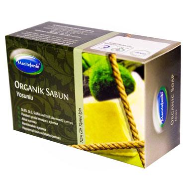 Yosunlu Organik Sabun (125 gr)