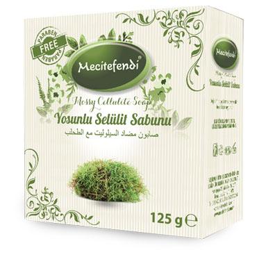 Yosunlu Selülit Sabunu (125 gr)