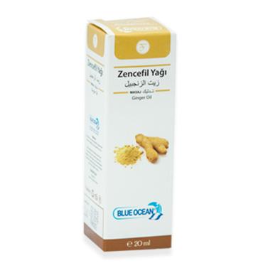 Zencefil Yağı 20 ml