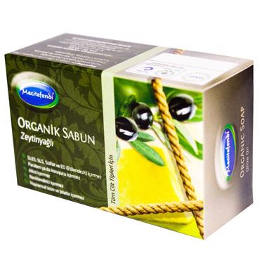Zeytinyağlı Organik Sabun (125 gr)